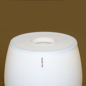 Top with hole PE naturel glow warm LED